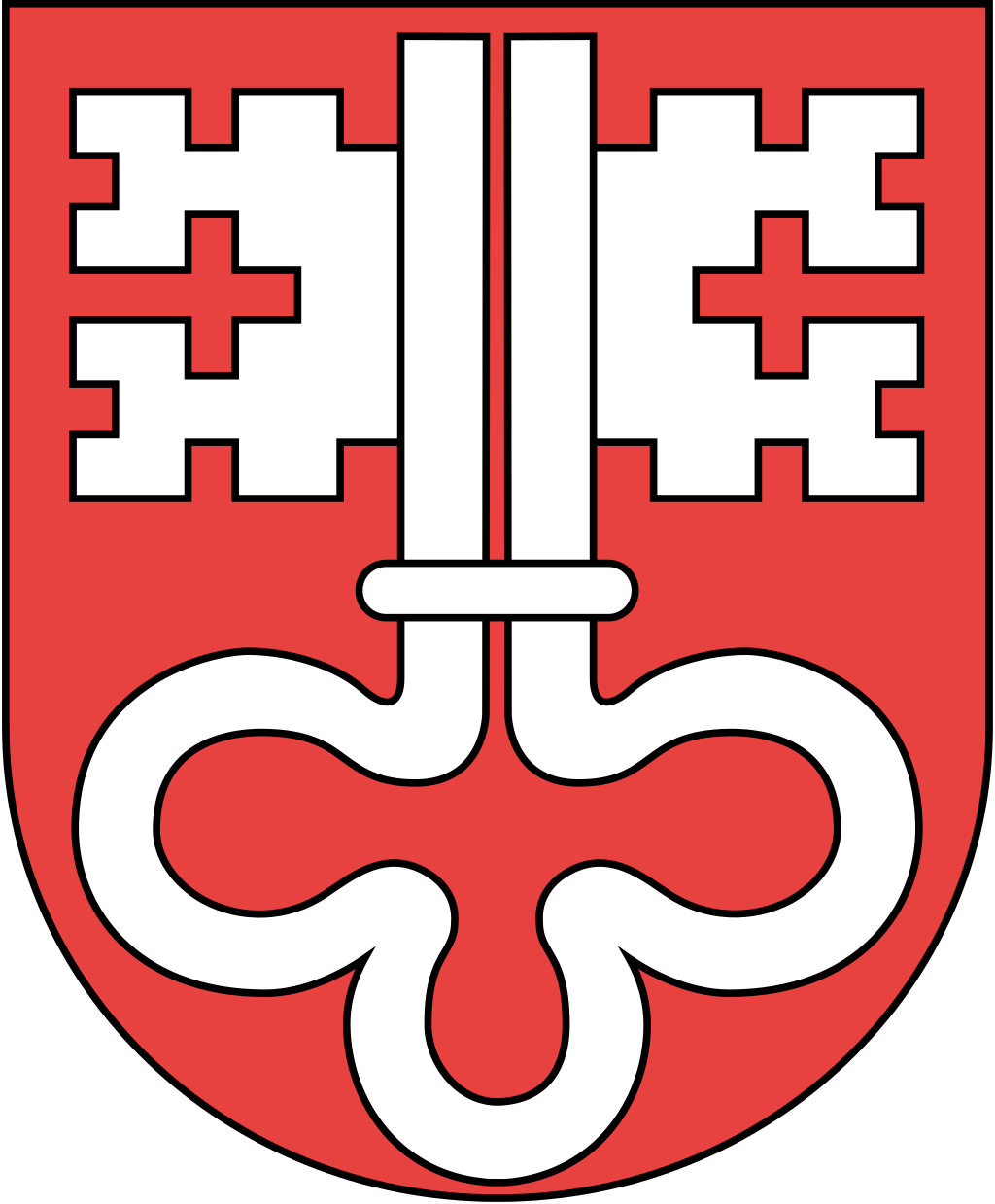 Wappen Nidwalden matt svg